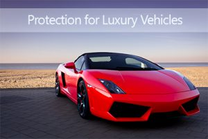 Protecting a Luxury or Exotic Vehicle