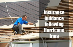 Insurance Guidance Following Hurricane Irma