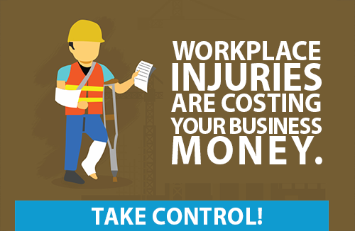 How to Control Workplace Injuries 500
