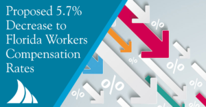 Commercial Lines Proposed Decrease to Florida Work Comp Rates 2021