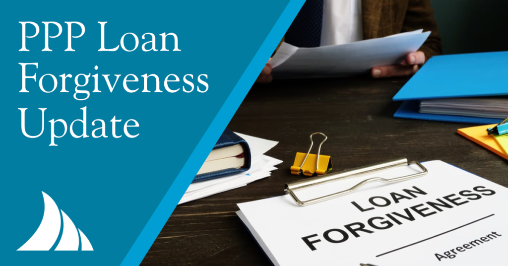 Commercial Lines PPP Loan Forgiveness Update