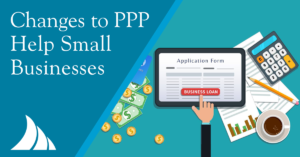 Commercial Lines Changes to PPP Help Small Businesses