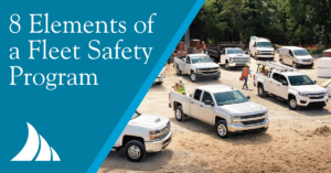 Commercial Lines 8 Elements of a Fleet Safety Program