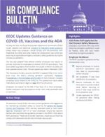 Compliance Bulletin EEOC Updates Guidance on COVID Vaccines